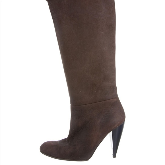 Beautiful LANVIN pull on boots